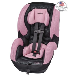 Evenflo SureRide 65 DLX Convertible Car Seat