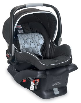 Best Infant Car Seat Review: Britax B-Safe Infant Car Seat