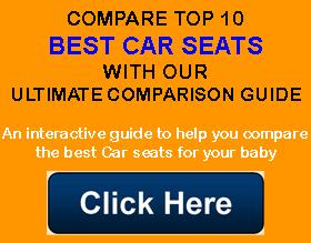 Top 10 Best Car Seats Comparison Guide