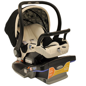 Combi Shuttle Car Seat Review