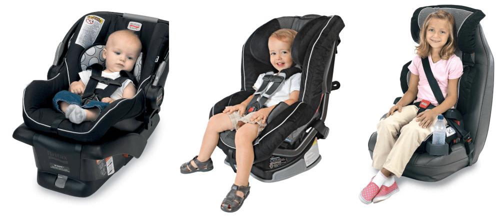 car seat types